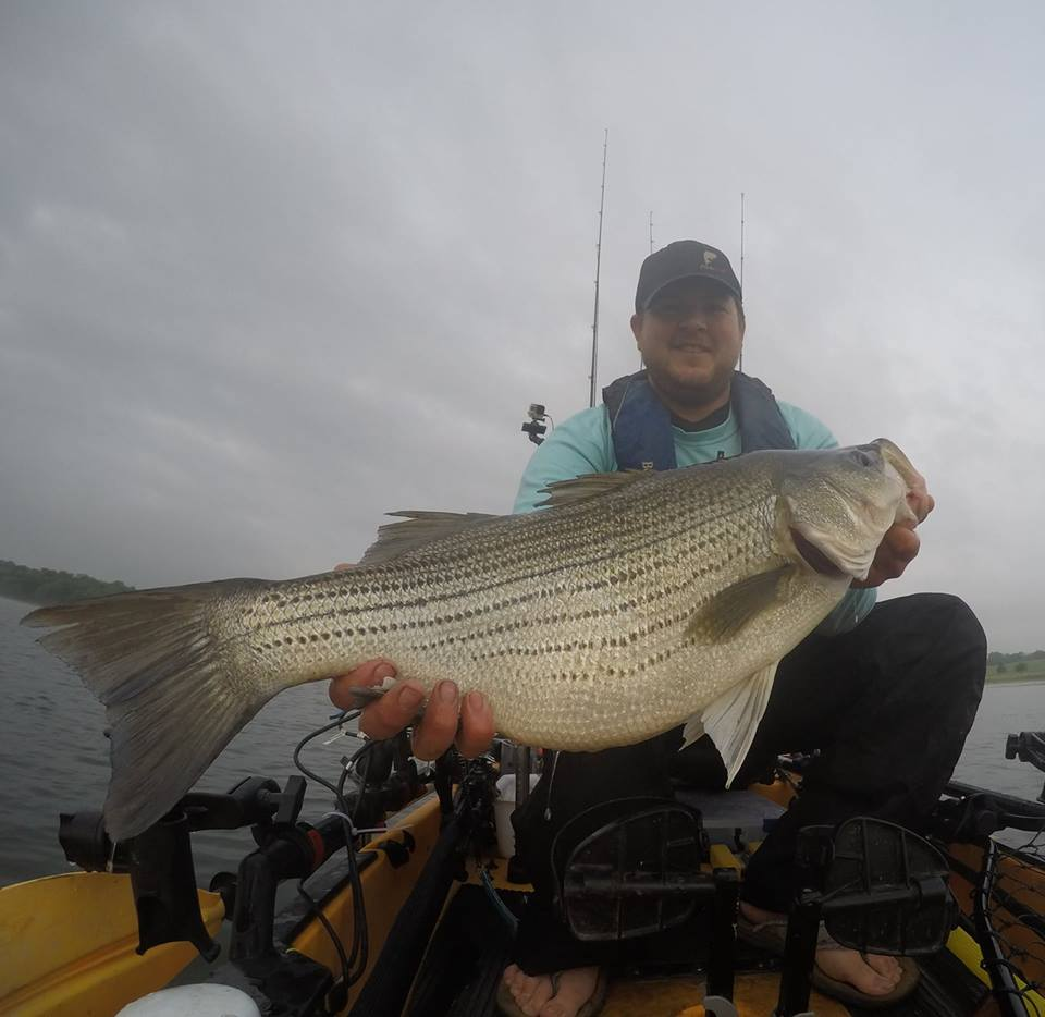 Joe Thody Kayak Fishing